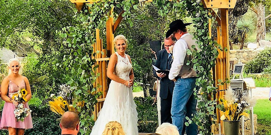Tucson Weddings | El Rancho Robles: Hotel Oracle Arizona Wedding Venue